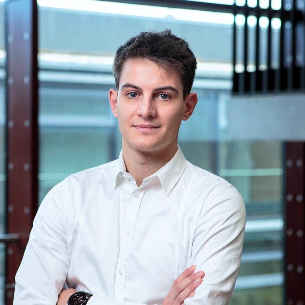 Profilbild Arne Steckler